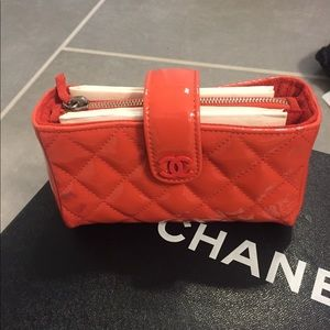 NEW NWT Chanel Hot Pink Coin Purse $900